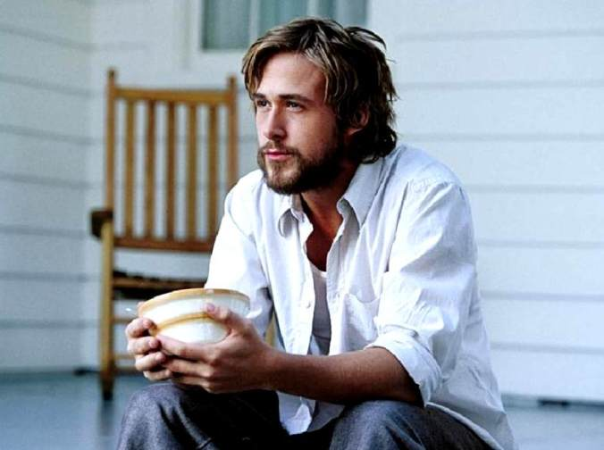 The Notebook - production still