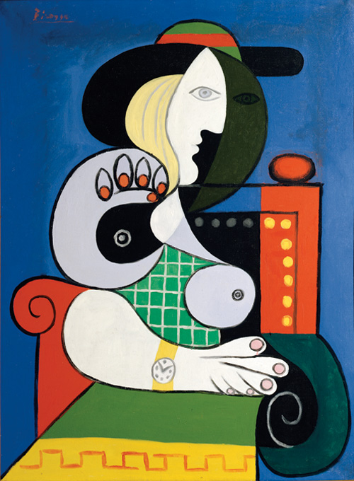 Picasso_Woman_