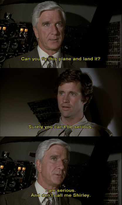 airplane joke