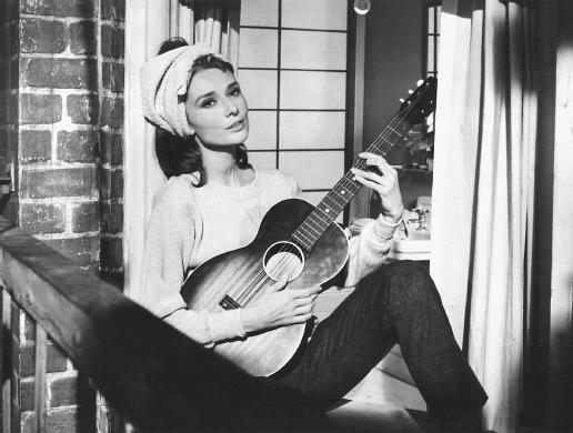 Breakfast at Tiffanys moon river