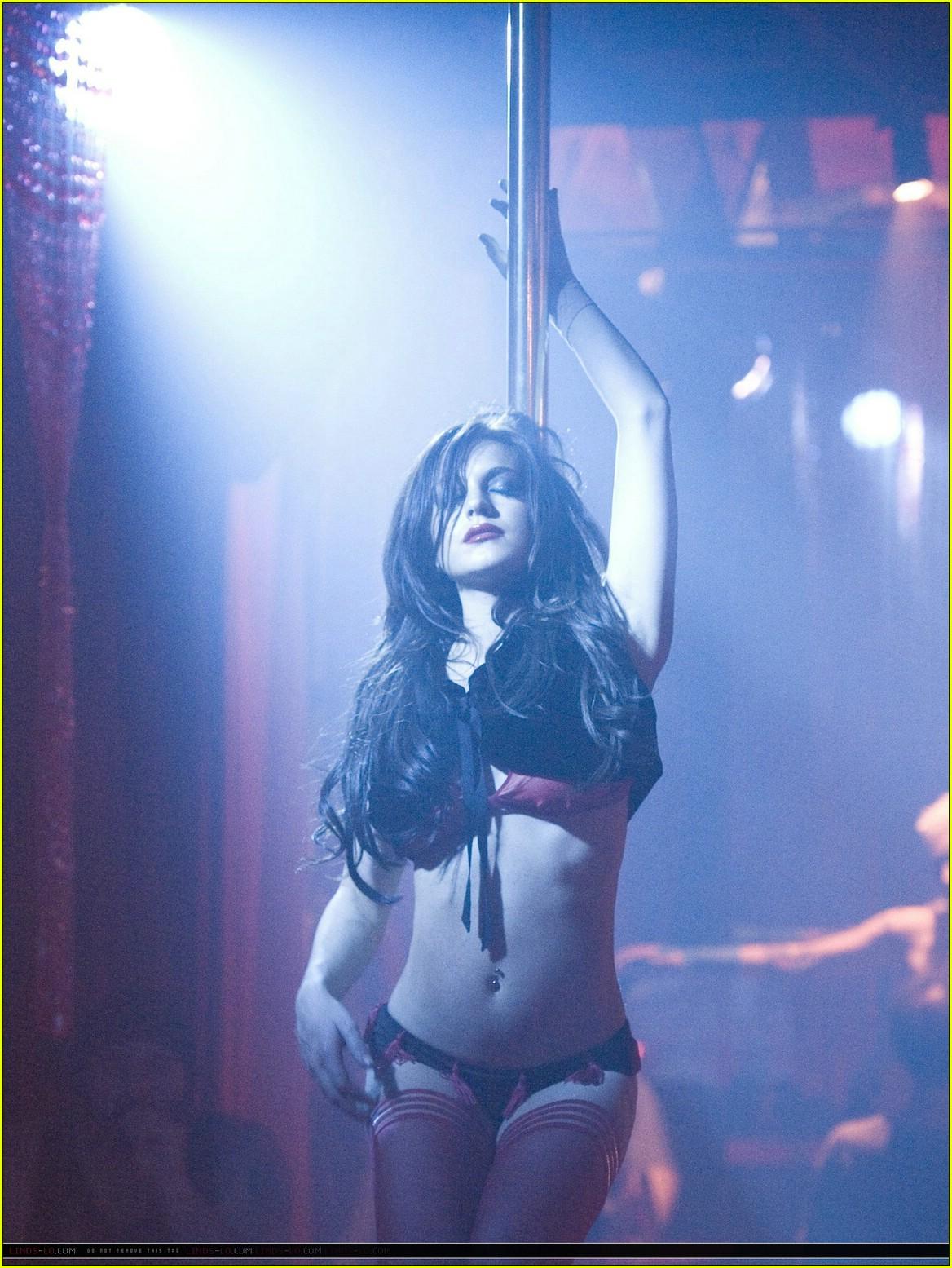 Kino: Lindsay Lohan als Stripperin ohne Bein - WELT