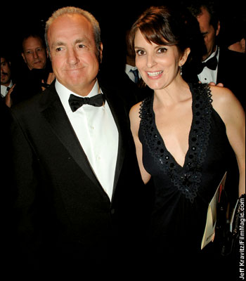 Lorne-Michaels-with-Tina-Fey