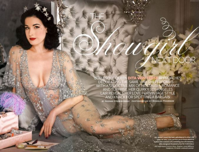 dita at home