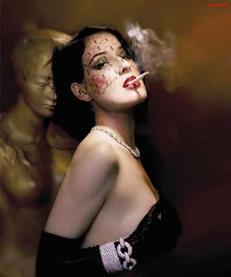 dita smoking