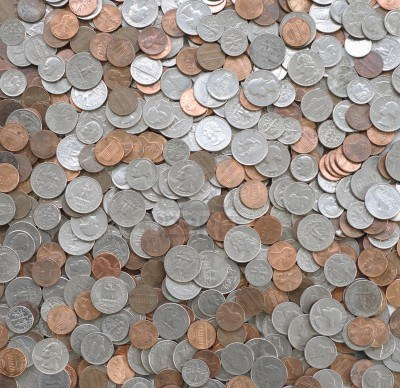 loose-american-coins-as-background-penny-dime-nickel-and-quarters