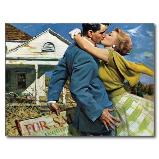 vintage_newlyweds_buy_first_house_were_moving_postcard-r6b64877b5f594492b8ef898bee228172_vgbaq_8byvr_512