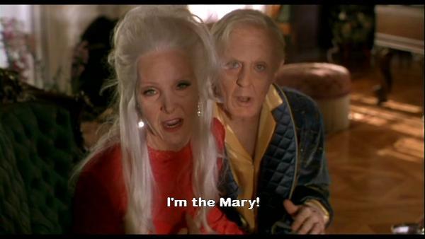 1 2 i;m the mary