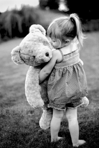 little,angels,black,and,white,girl,teddy,bear,cute,vintage-689241ca1a278c8512f82fb361547c98_h_large