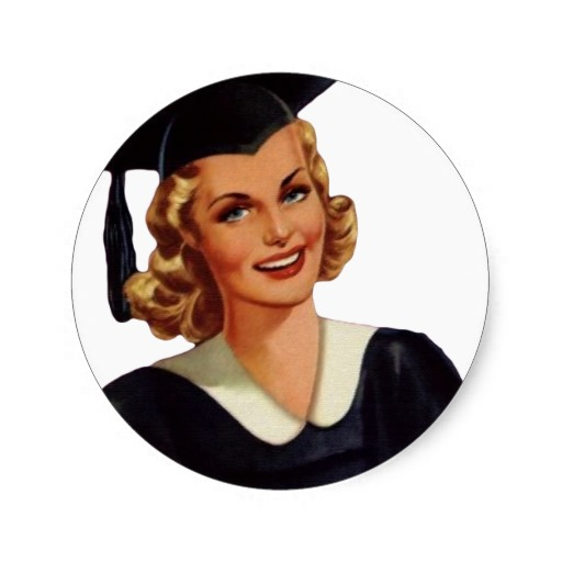 vintage_blonde_educated_lady_round_sticker-rf99db5468d634b4a8dec1d623d059fc6_v9waf_8byvr_512