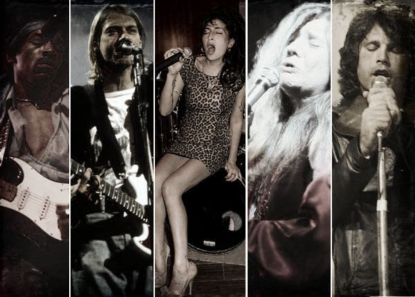 5 Mysterious Conspiracy Theories About 27 Club That Will ...