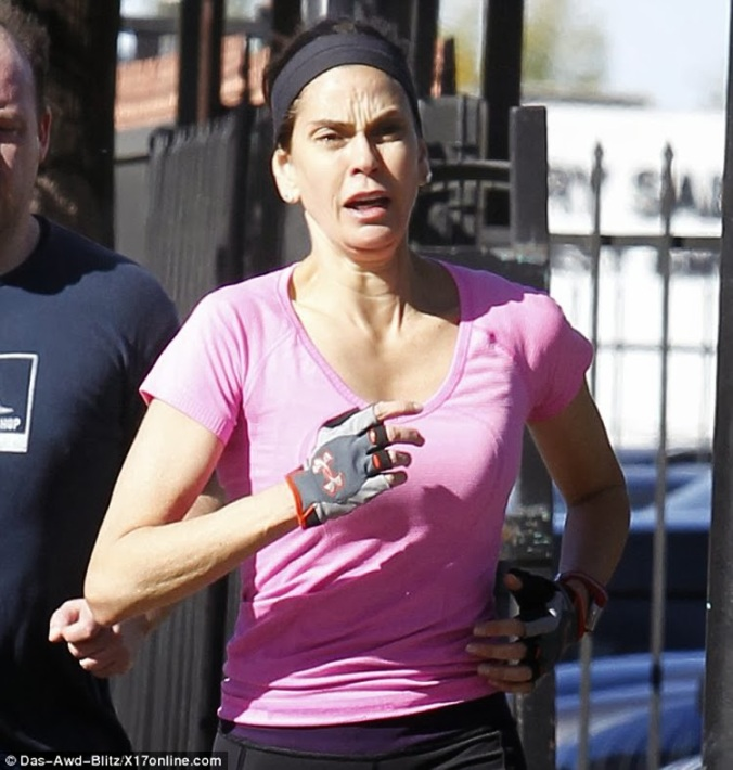 Exercise teri hatcher