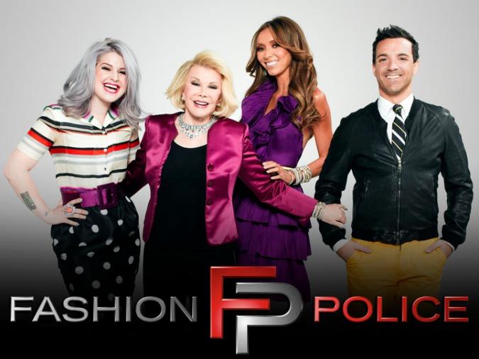 Fashion Police - Season: 2012